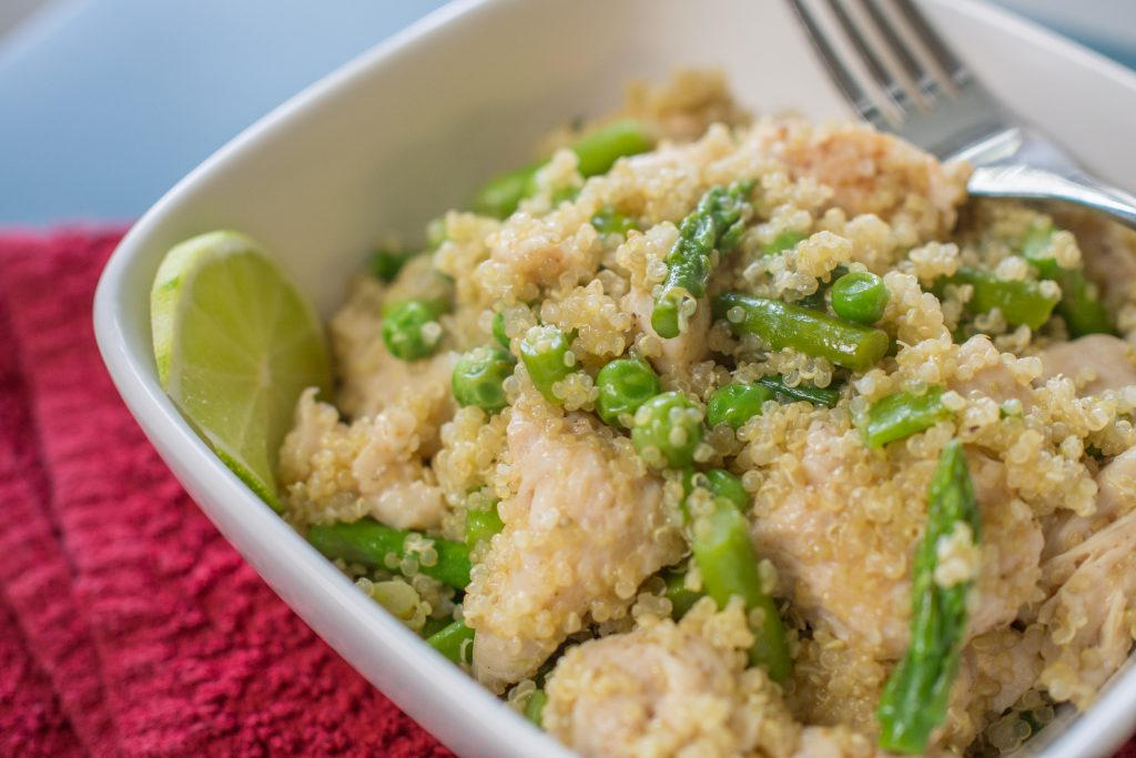 quinoa de 1 panela