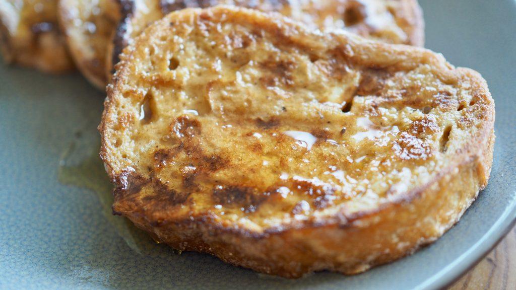 French toasts (ou rabanadas)